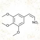 3,4,5-Trimethoxy-β-nitrostyrene